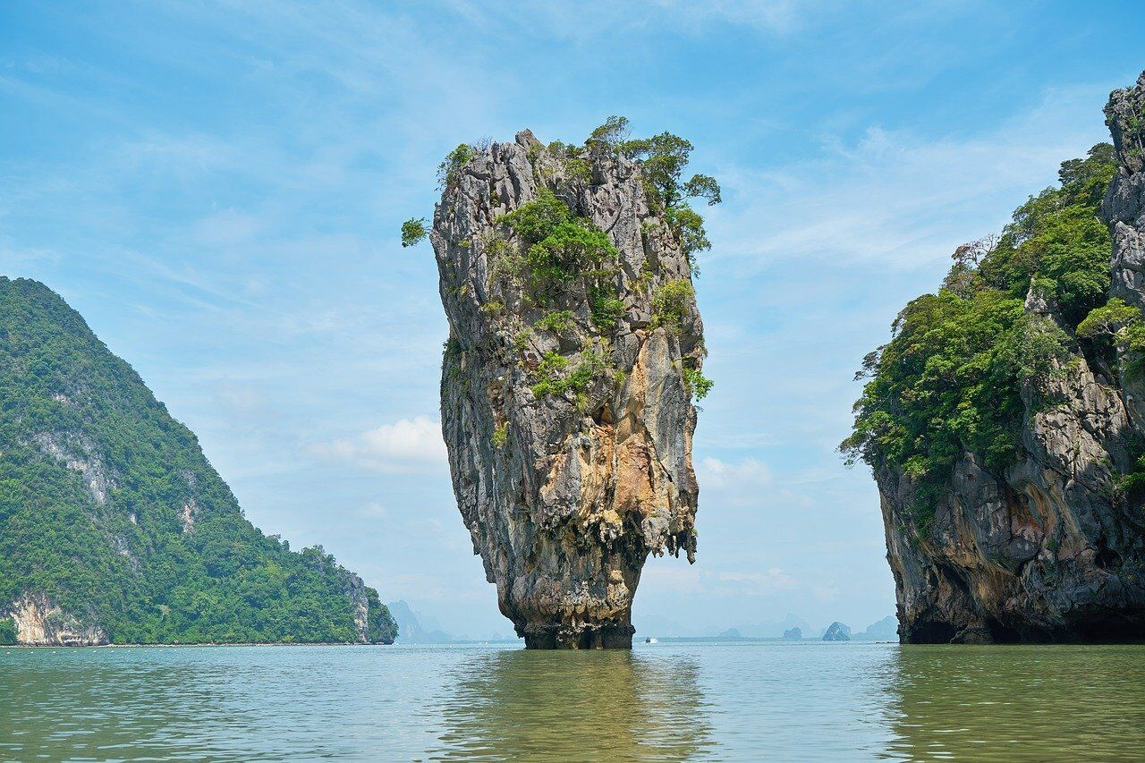 Island hopping in the Andaman Sea of Thailand   News by Thaiger