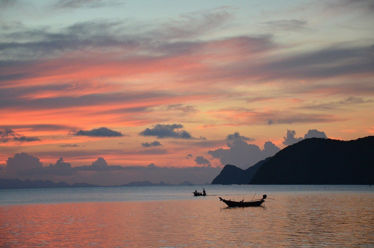 Island Hopping in the Gulf of Thailand